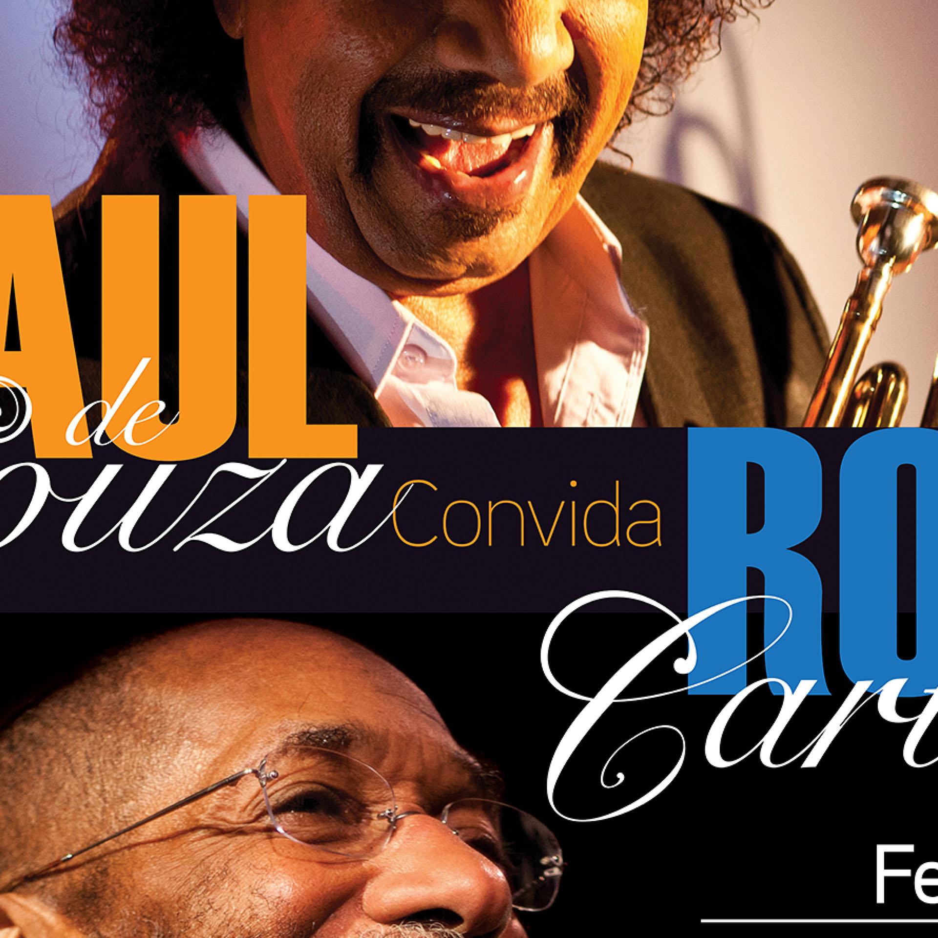Raul de Souza e Ron Carter