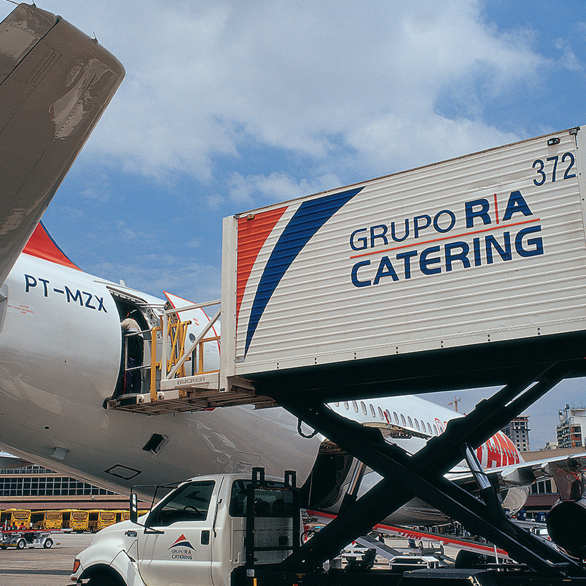 Grupo RA Catering